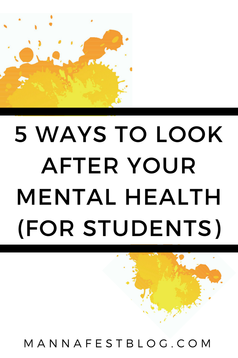 Ways to Improve Mental Health for Students